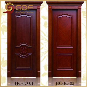 South american solid wood mahogany door buy mahogany for Mahogany door skin