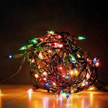 Svietielka na vianočný stromček