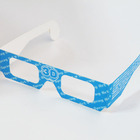Paper 3D Chromadepth Glasses with Customized printing