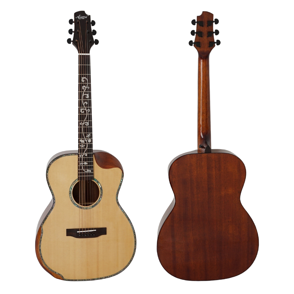 2018 New Strongdesign Strong Top Solid StrongAcoustic