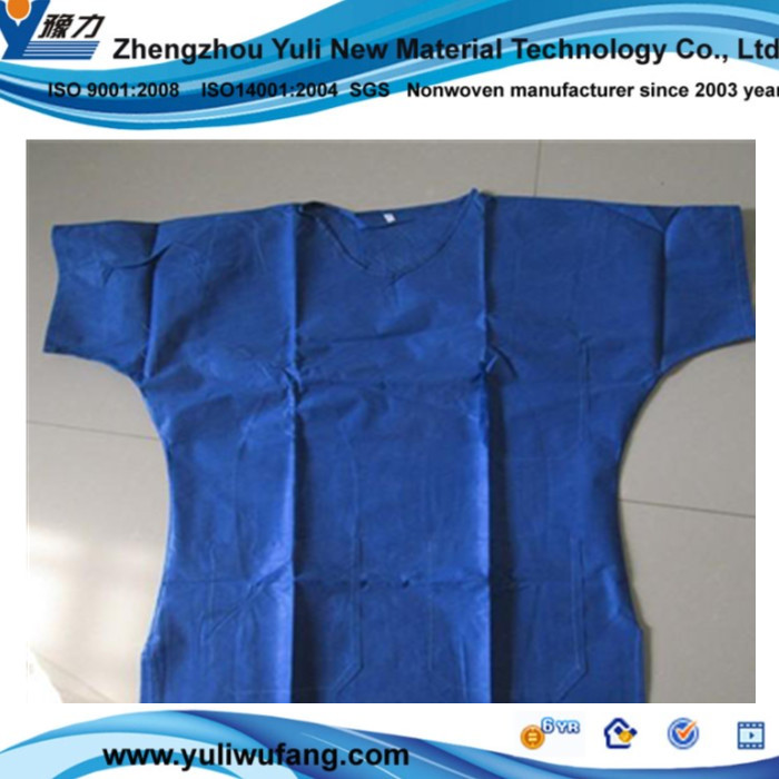 Disposable Light Weight Fabric Material Items for Medical