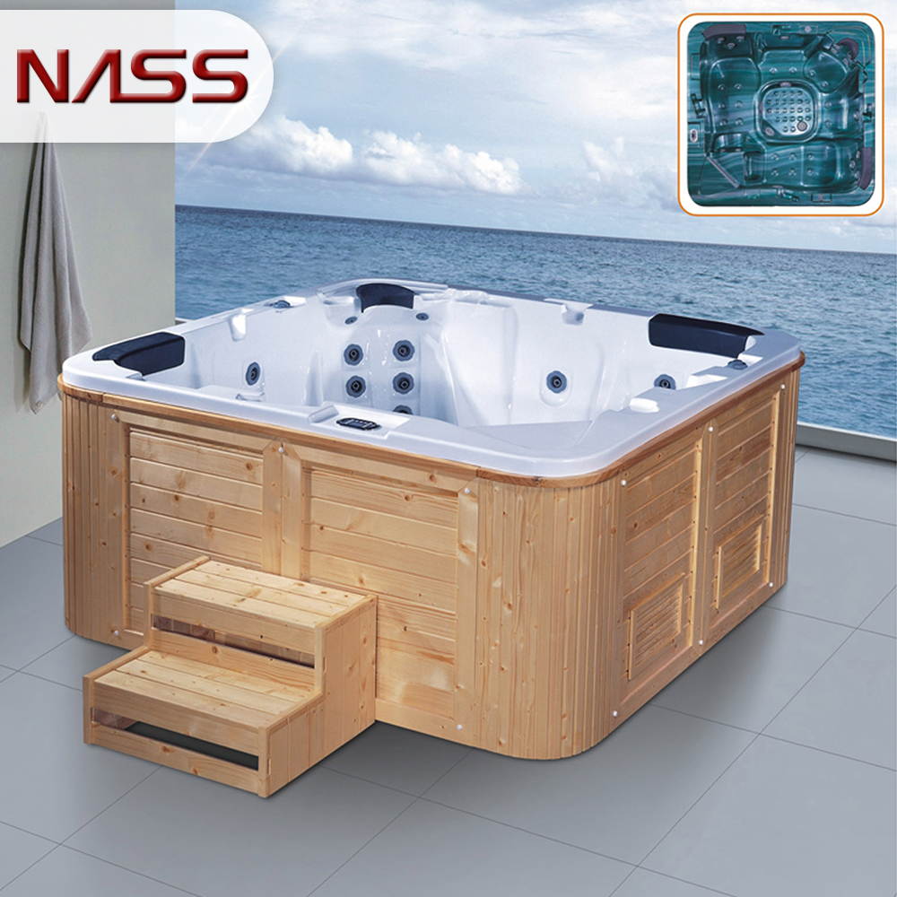 Free Standing Wood Bathtub, Free Standing Wood Bathtub Suppliers and ...