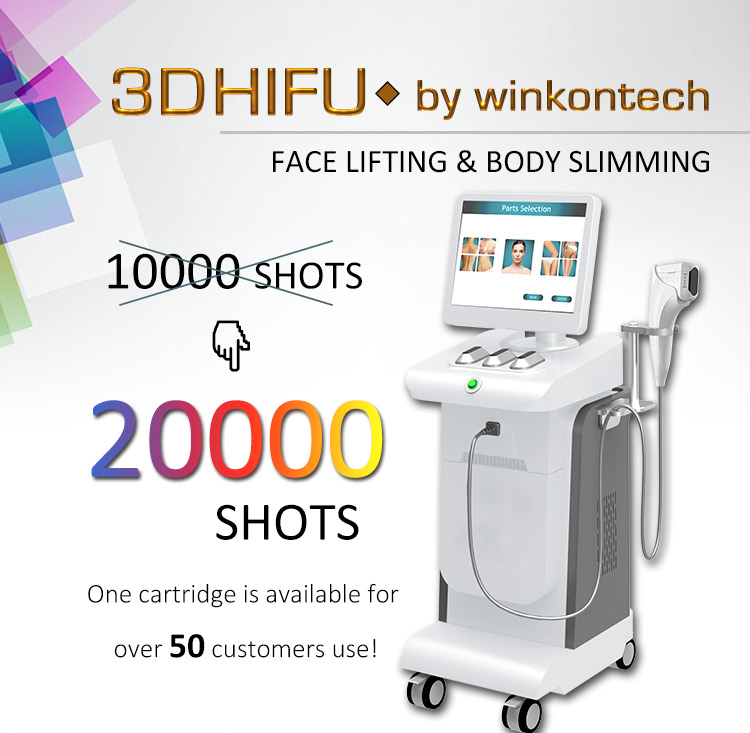 Beautemed Hifu 3d High Intensity Hifu Ultrasound Wrinkle Removal Face  Beauty 3d Hifu Machine - Buy 3d Hifu Skin Lifting And Tightening Wrinkle  Removal