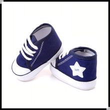 Fashionable wholesale baby prewalker shoes high top sneaker