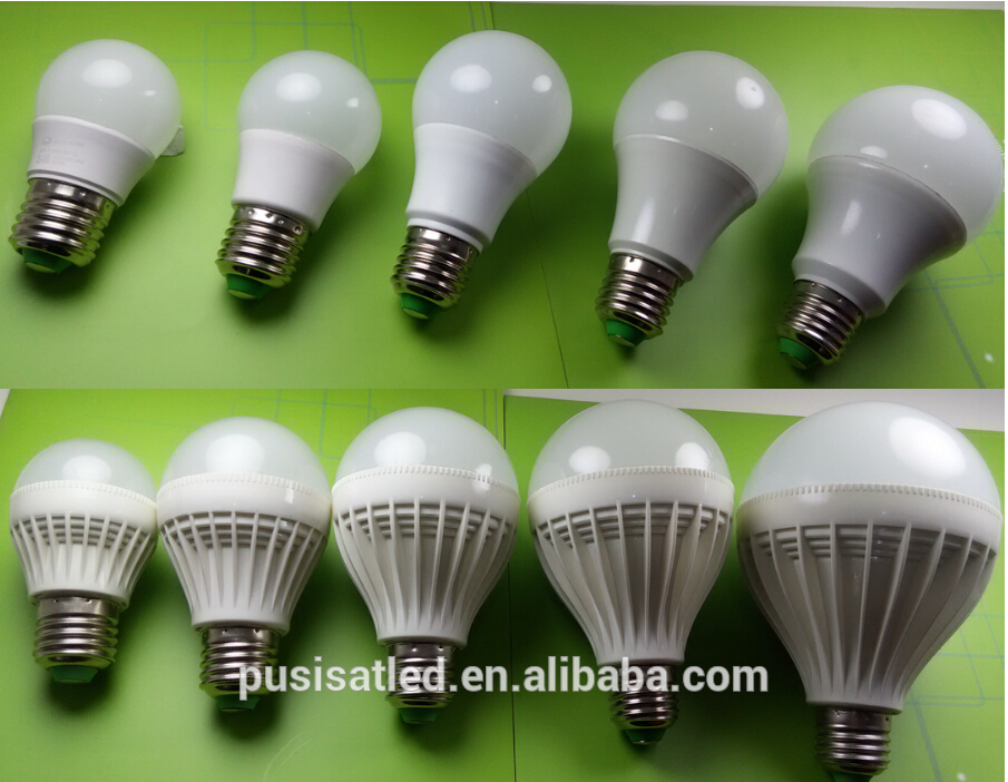 Customized professional led bulb skd lamp