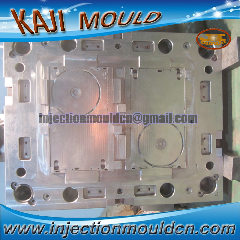 professional cd tray plastic injection mould