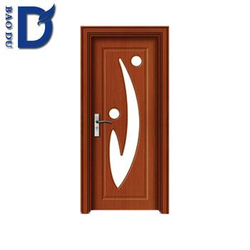 2017 Ventas Calientes Baño Pvc Precio Puertas Modelo Puerta Interior ...
