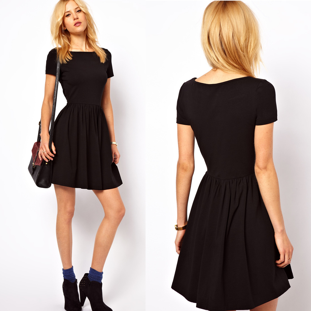 Black clothing online