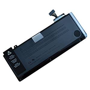 """Amsahr Replacement Battery for Apple A1322, MacBook Pro 13"""" models: A1278 (2009 Version), MB990-A, MB990CH-A, MB990J-A"""