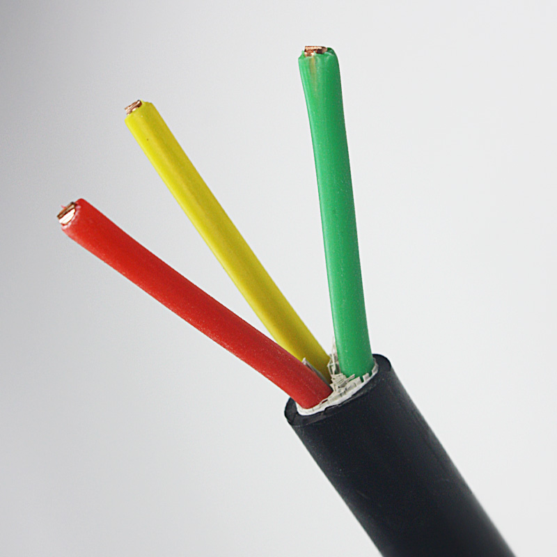 3 Cores Electrical XLPE Insulation PVC Sheath 35sqmm Power Cable