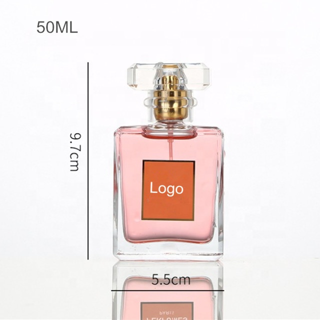 50ml <strong>perfume</strong> glass <strong>bottle</strong> with sprayer/<strong>empty</strong> <strong>bottle</strong> <strong>perfume</strong> wholesale