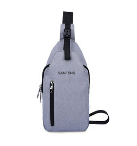 915d41b6e1f2 Nylon Single Strap Backpack