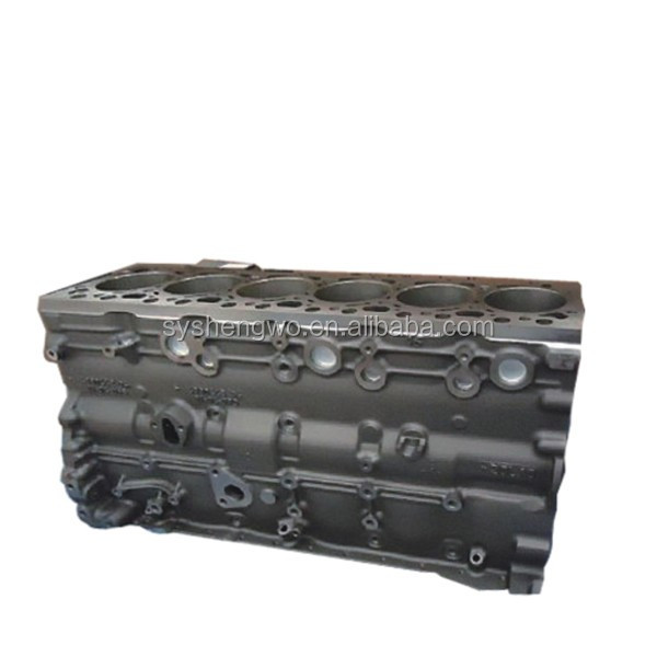 China manufacturer 4955412 4991099 C4946586 spare part cylinder block