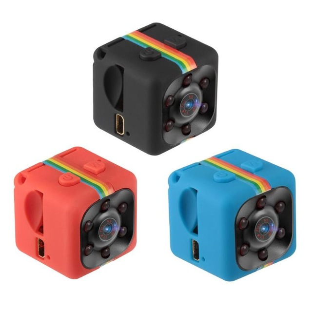 Original Mini Cam WIFI <strong>Camera</strong> SQ13 SQ11 SQ12 FULL HD 1080P Waterproof shell CMOS Sensor Night Vision Recorder Camcorder Micro