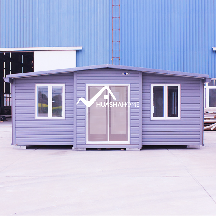 The light steel prefab garden buildings house