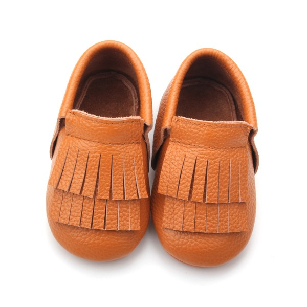 Moq 60 High Top Walking Shoes Genuine Leather Baby