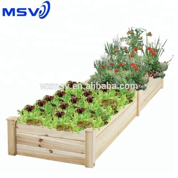 2ft X 8ft Raised Planter Kit Wood Planter Box Buy 2ft X 8ft Raised Planter Kitvegetable Planter Boxwood Planter Box Product On Alibabacom