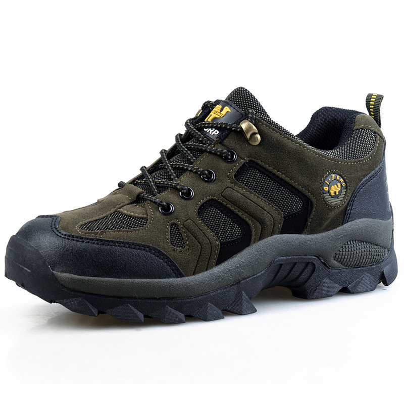 ee9637c86cc5 Get Quotations · 2015 New Summer Spring 3 Color Men Leather Hiking Shoes  Outdoor Shoes Waterproof Climbing Sport Mountain