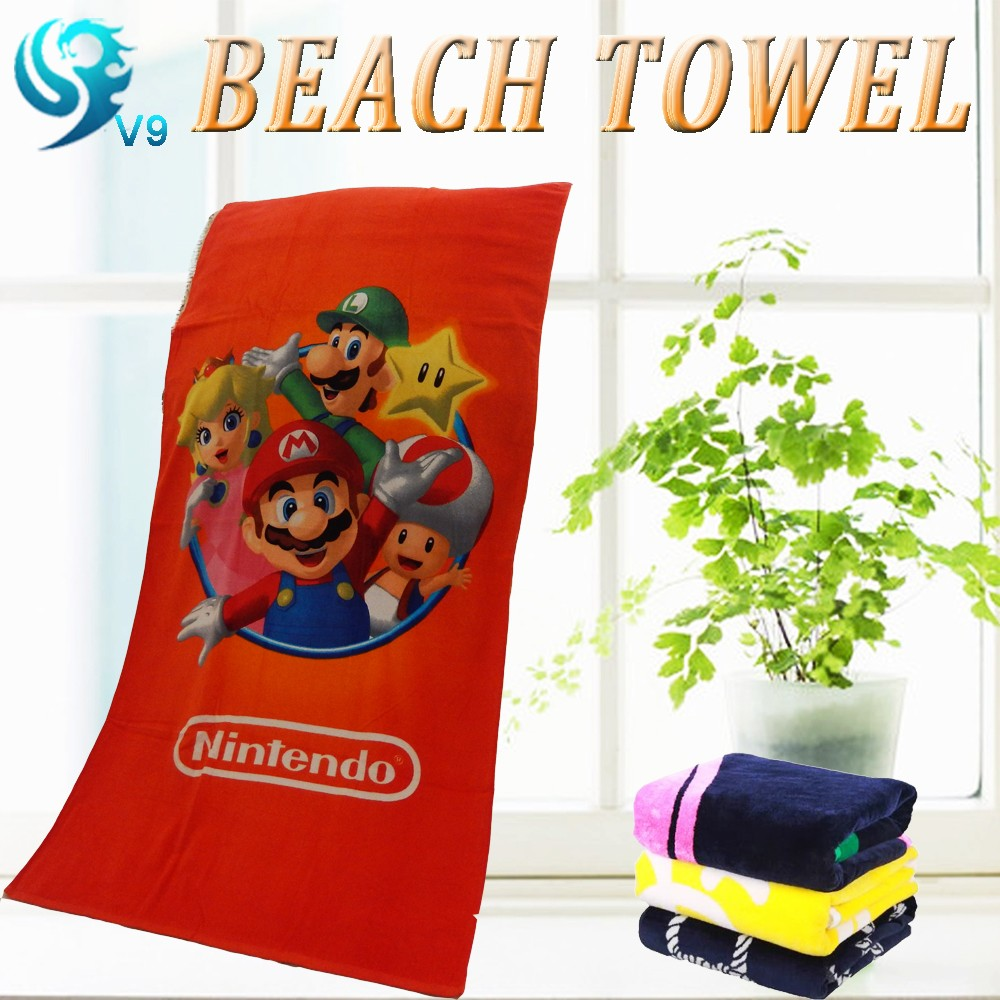 Beach Towel Mockup
