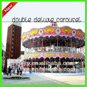HOT !!!l merry go round toy carousel horse equipment for sale