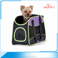 durable and attractive pet carrier dog tote