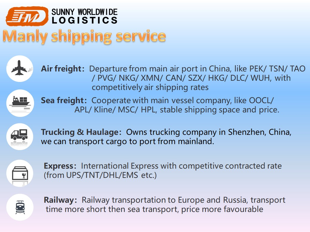 Experienced FBA shipping agent  from China to Los Angeles  USA save 5% cost