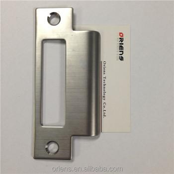 China OEM wholesale adjustable door strike plate & China Oem Wholesale Adjustable Door Strike Plate - Buy Door Lock ...