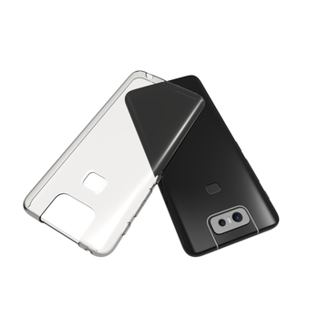 2019 hot sell Shockproof soft case For ASUS Zenfone 6 Tpu cover