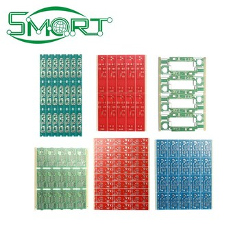 Smart Electronics closestool circuit pcb assembly fr4 electronic pcb