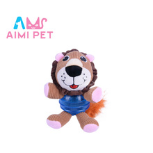 wholesale Lion TPR Dog Chew Toy for Pet Training