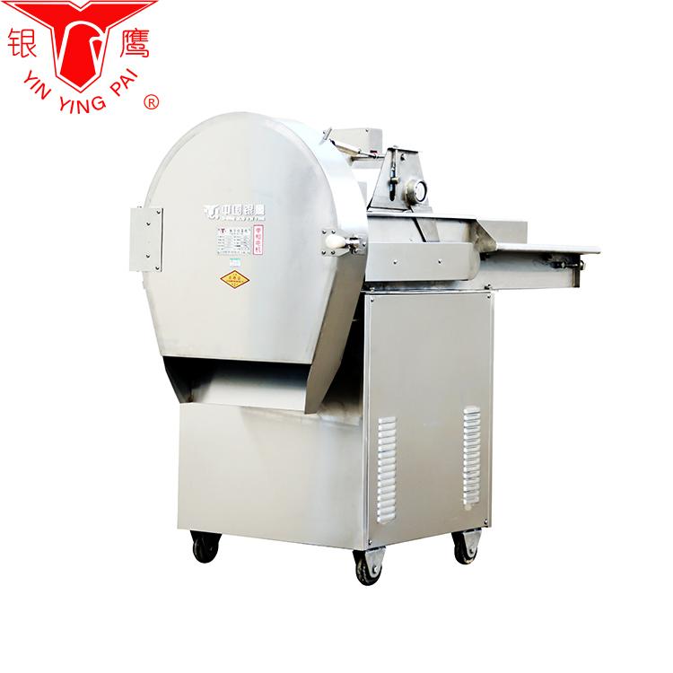YinYing Groente kubus cutter machine/Automatische elektrische Tomaat Snijmachine/Aardappel snijmachine
