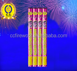 roman candle magic show or class b fireworks