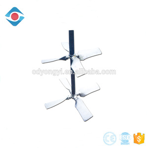 2018 Hot Sale Chemical Energy-saving Agitator for Paper Pulp