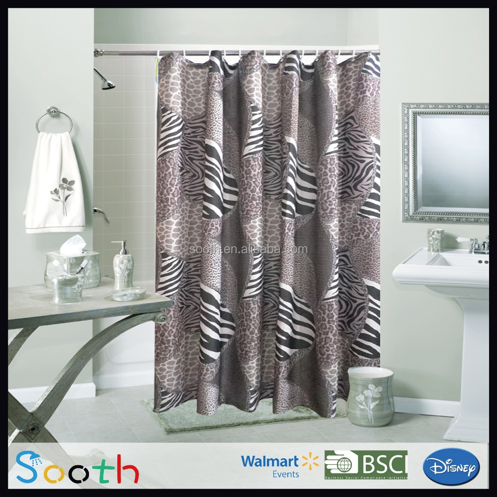 Clear fish shower curtain - Home Goods Shower Curtains Home Goods Shower Curtains Suppliers And Manufacturers At Alibaba Com