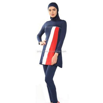 Plus Size Adult Arab Swim Wear Beachwear Muslim Swimwear Women Islamic  Swimsuit Sw003 - Buy Muslim Swimwear,Women Beachwear,Islamic Swimsuit  Product ...