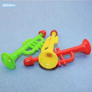 Factory Price Plastic Trumpet Toys For Kids