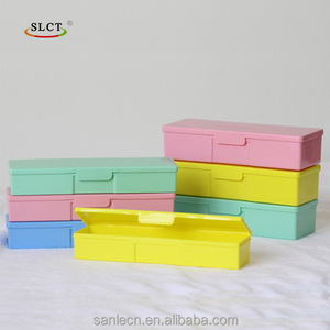 plastic foldable colorful storage box for storage use