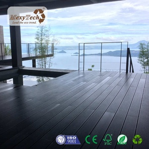 Balcony Waterproof Bamboo Flooring Materials Balcony Waterproof