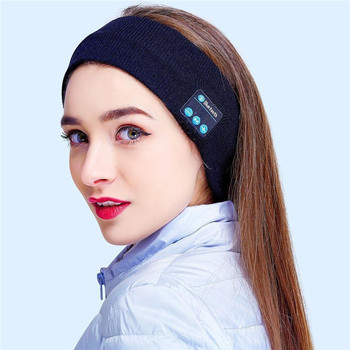 Best Selling Products 2019 Made Headphone Yoga Knitted Headband In China