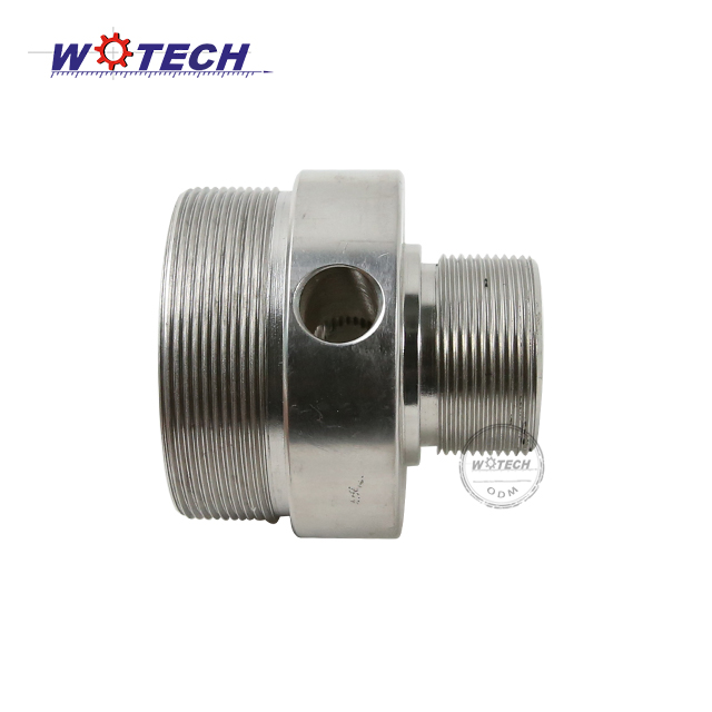 OEM Wotech stainless steel <strong>cnc</strong> turning parts
