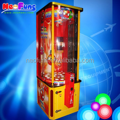 2015 popular lottery redemption arcade game machine for sales/lottery ball machine