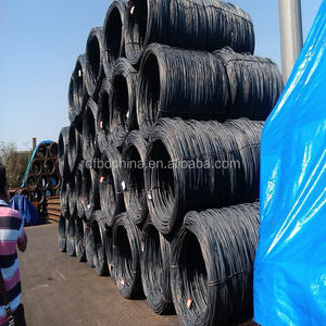 Building material sae 1006 1008 1010 Hot rolled steel wire rods