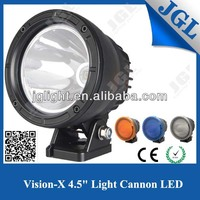 25w single led work light for Powerful 4x4 dune buggy with waterproof IP68