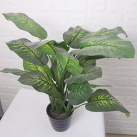 Popular Artificial Outdoor Ornamental Green Plants Wholesale