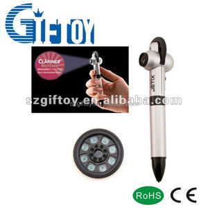 Giveaway Gift Led Projector pen, nice promotional gift for movies