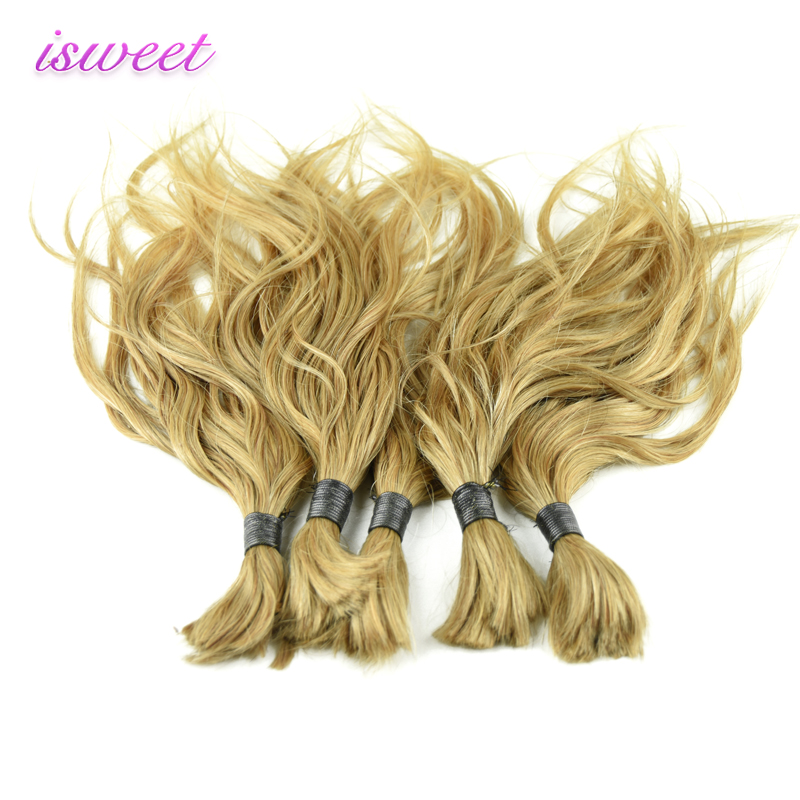 Competitive price real human hair for braiding cheap natural wholesale Brazilian bulk hair extensions natural wave