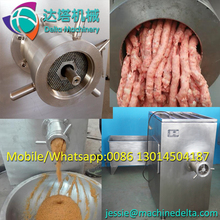 ground beef grinder machine/meat steak mincer machine/meat grounding machine