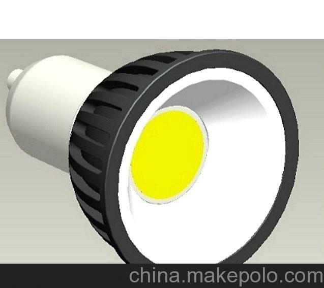 zhongshan lighting factory linear cob led spot light 5w dimmable gu10 24v led spot light