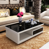 Coffee table living room furniture modern tea table and tv stand