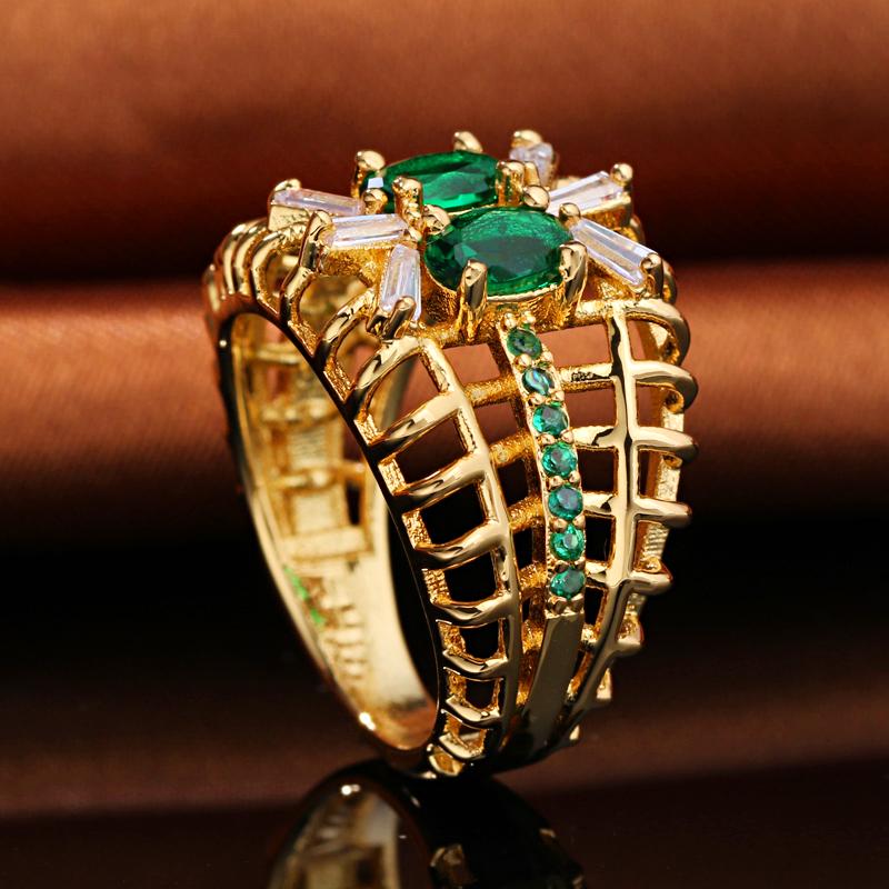 Factory Direct Sell Royal Gold Model Tibetan Ring Buy Royal Gold